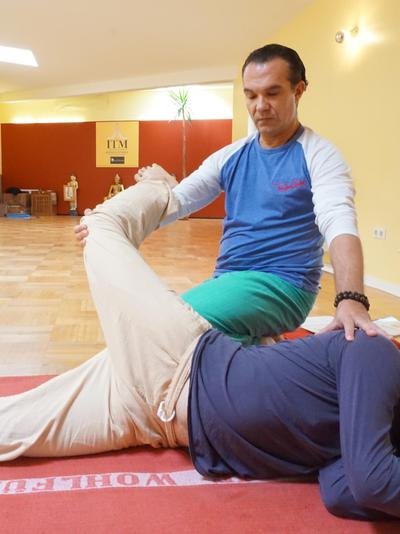 Dedico - Traditional Thai Massage Level 1 Weekend Course