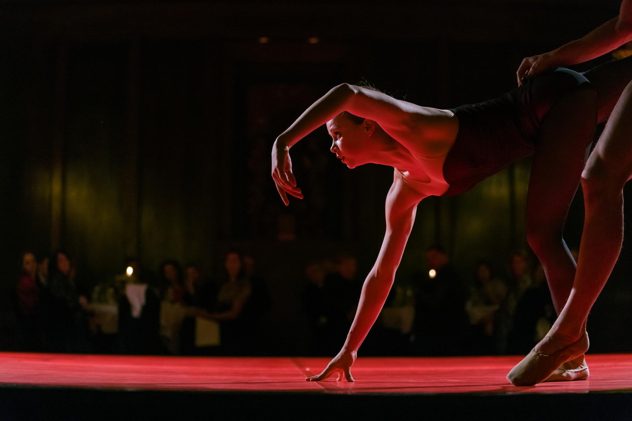 Sjoerd Derine / Grand Diner / Holland Dance Festival