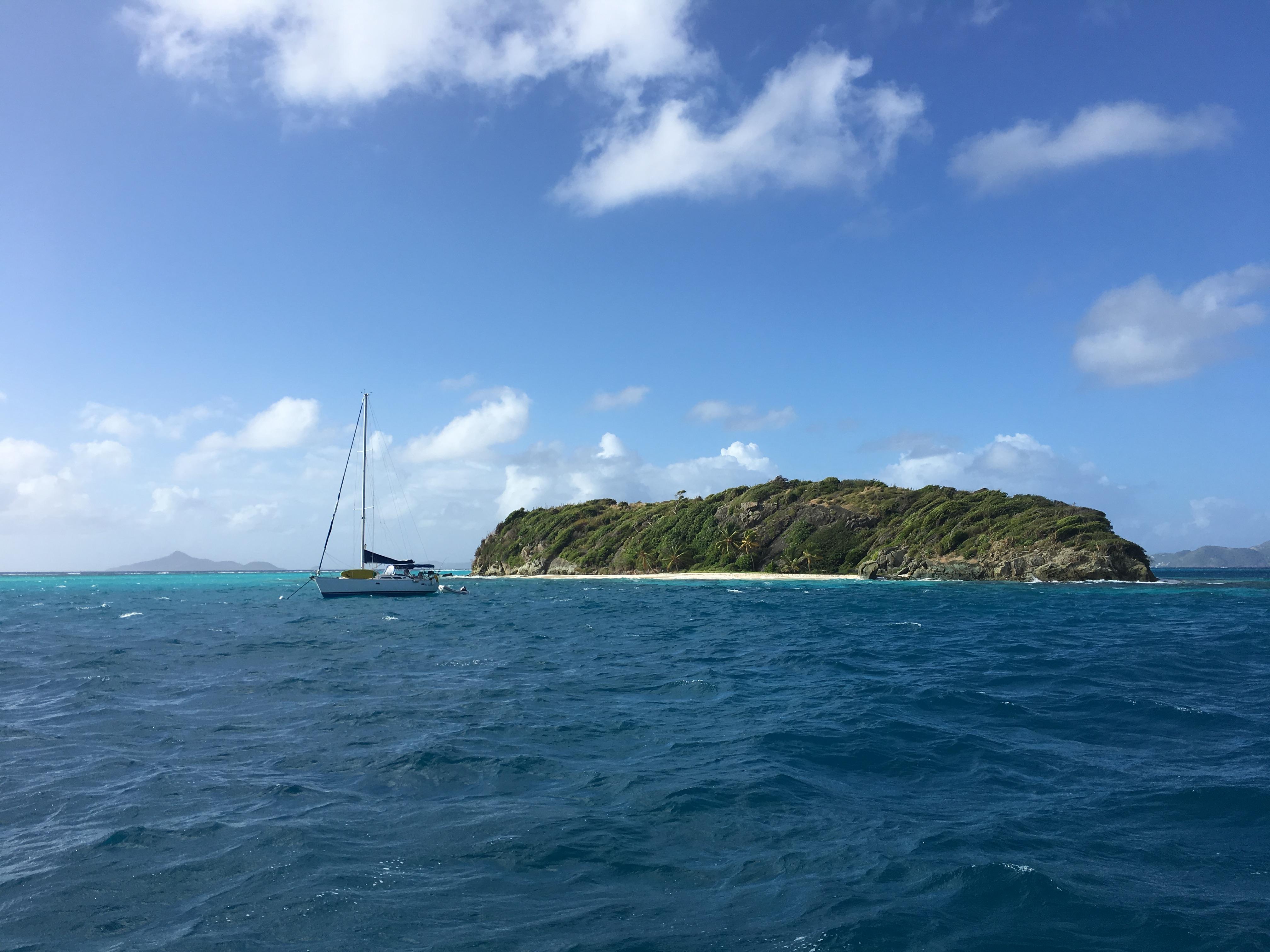 Tobago Cays - Pirates of the Caribbean.