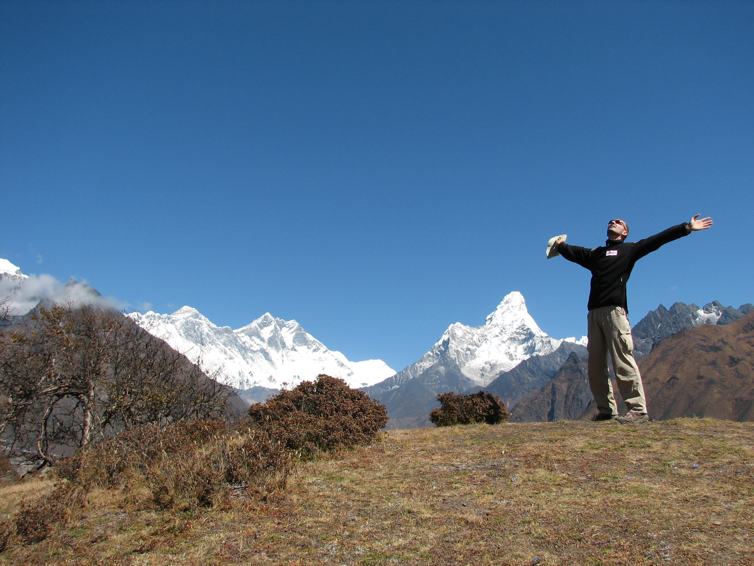 Namche Hill, Khumbu – This is my world